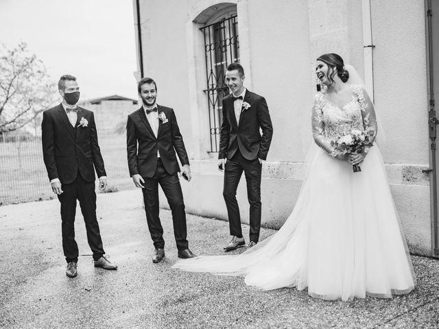 Le mariage de Dylan et Suzanne à Cognac, Charente 15