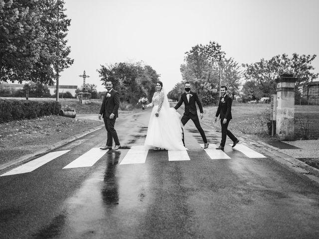 Le mariage de Dylan et Suzanne à Cognac, Charente 22