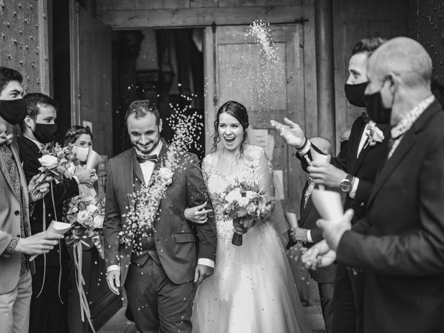 Le mariage de Dylan et Suzanne à Cognac, Charente 32