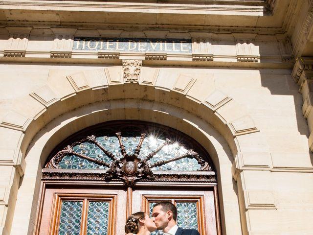 Le mariage de Romain et Leslie à Amiens, Somme 45