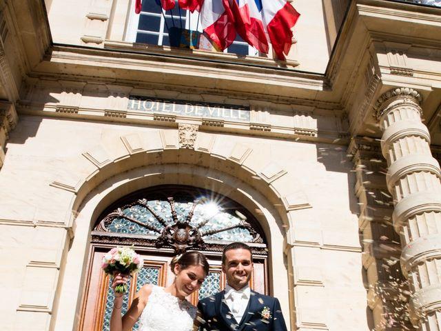 Le mariage de Romain et Leslie à Amiens, Somme 46
