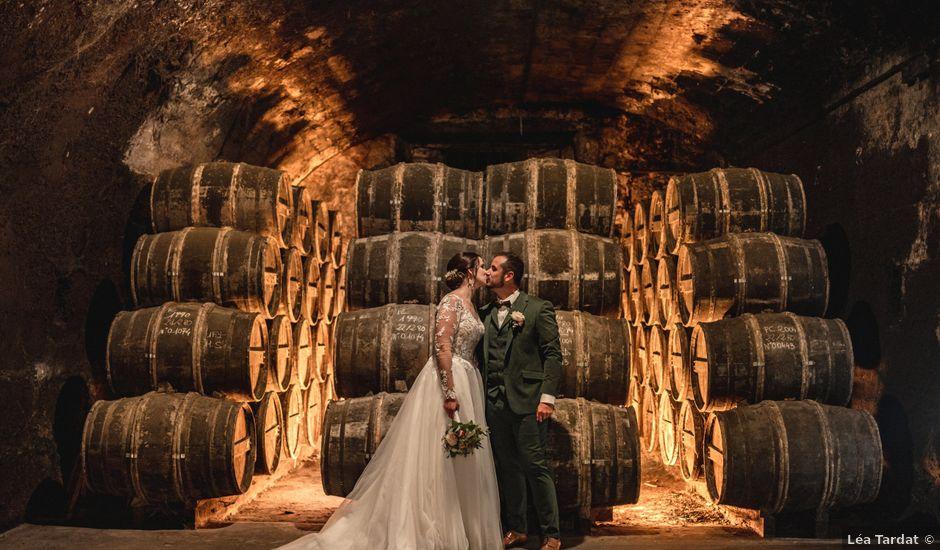 Le mariage de Dylan et Suzanne à Cognac, Charente