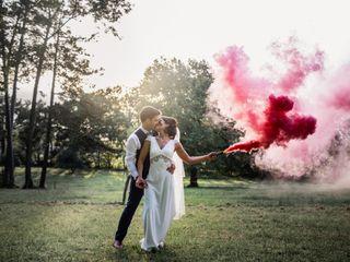 Le mariage de Lauren et Bastien