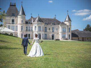 Le mariage de Johanna et Alban