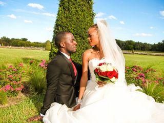 Le mariage de Leïla et Rudy