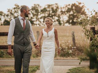 Le mariage de Sandra et Jordan