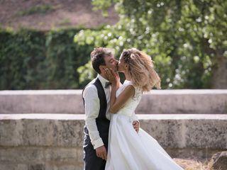 Le mariage de Sylvie et Colas