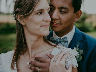Le mariage de Sixtine et Pierre-Adrien