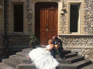 Le mariage de Val et Alex