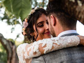 Le mariage de Ghita et Bastien