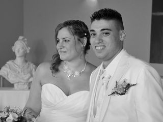 Le mariage de Alison et Mark