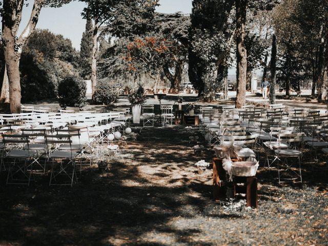 Le mariage de Thomas et Claire à Châteauneuf-du-Pape, Vaucluse 17