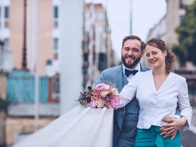 Le mariage de Jérémy et Héloïse à Paris, Paris 51