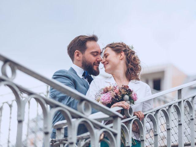 Le mariage de Jérémy et Héloïse à Paris, Paris 52