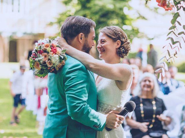 Le mariage de Jérémy et Héloïse à Paris, Paris 19