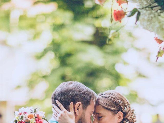 Le mariage de Jérémy et Héloïse à Paris, Paris 20
