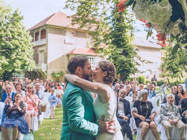 Le mariage de Jérémy et Héloïse à Paris, Paris 21