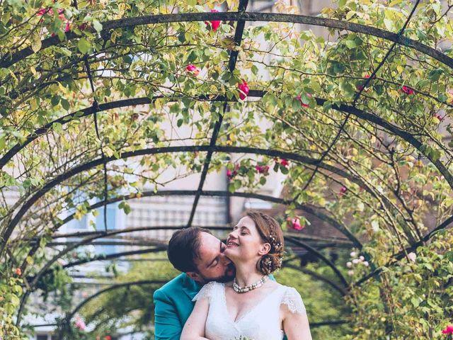 Le mariage de Jérémy et Héloïse à Paris, Paris 26