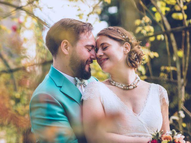 Le mariage de Héloïse et Jérémy