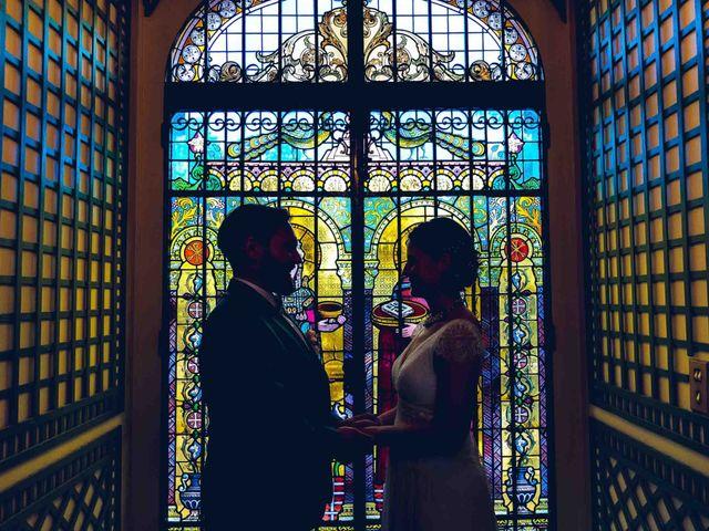 Le mariage de Jérémy et Héloïse à Paris, Paris 1