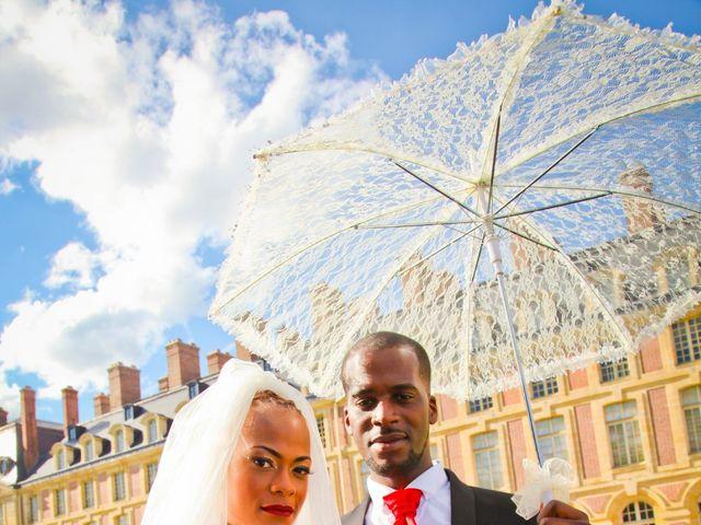 Le mariage de Rudy et Leïla à Saint-Germain-Laval, Seine-et-Marne 35