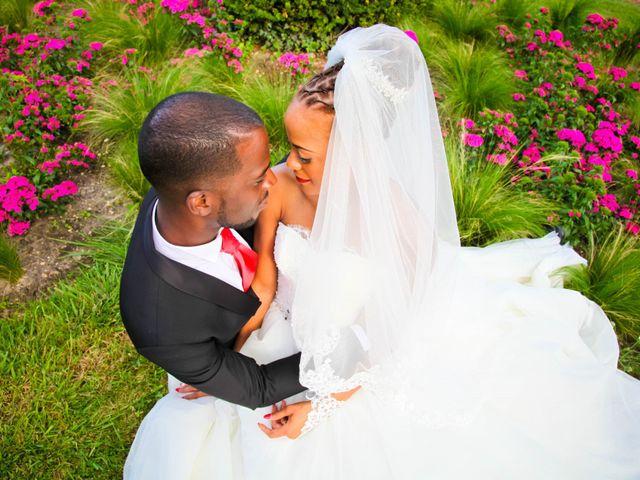 Le mariage de Rudy et Leïla à Saint-Germain-Laval, Seine-et-Marne 40