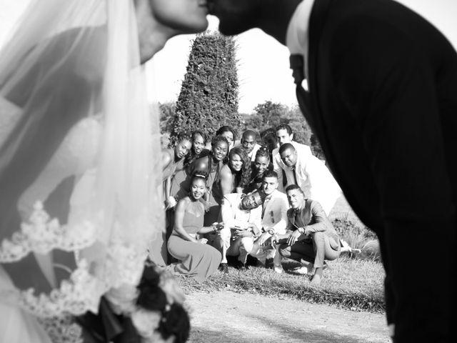 Le mariage de Rudy et Leïla à Saint-Germain-Laval, Seine-et-Marne 42