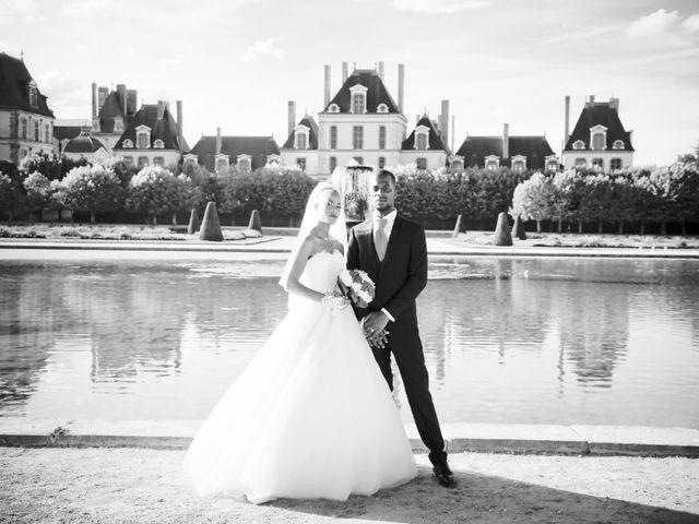 Le mariage de Rudy et Leïla à Saint-Germain-Laval, Seine-et-Marne 43