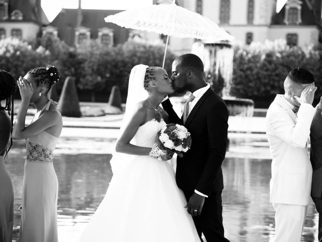 Le mariage de Rudy et Leïla à Saint-Germain-Laval, Seine-et-Marne 45