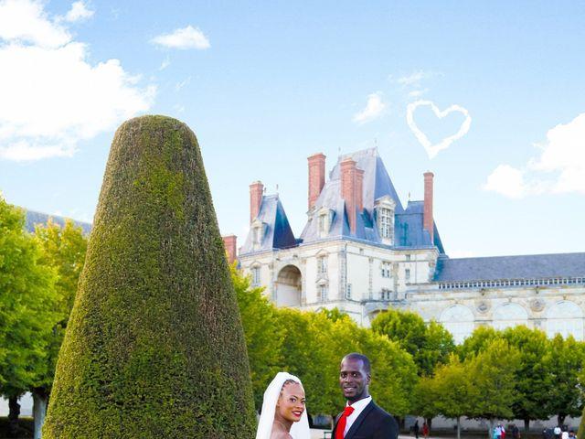 Le mariage de Rudy et Leïla à Saint-Germain-Laval, Seine-et-Marne 46