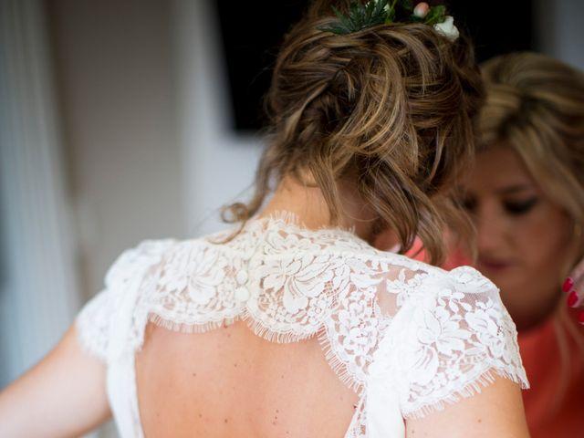 Le mariage de Amaury et Yaëlle à Beaujeu, Rhône 15