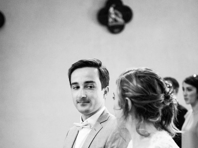 Le mariage de Amaury et Yaëlle à Beaujeu, Rhône 20