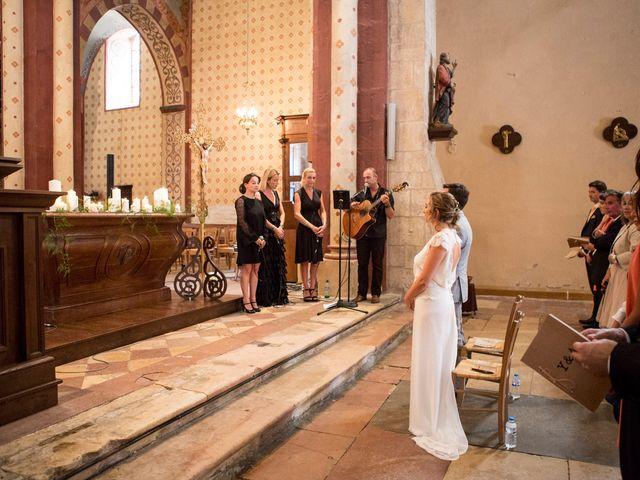 Le mariage de Amaury et Yaëlle à Beaujeu, Rhône 23