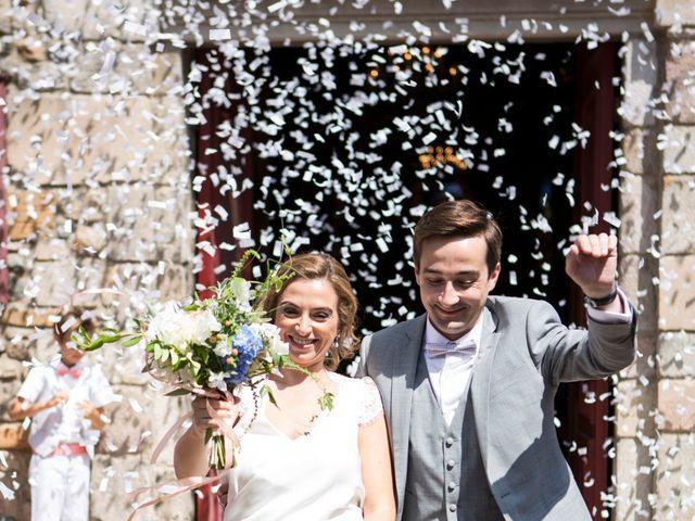 Le mariage de Amaury et Yaëlle à Beaujeu, Rhône 25