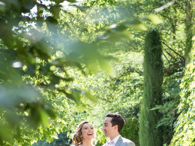 Le mariage de Amaury et Yaëlle à Beaujeu, Rhône 32