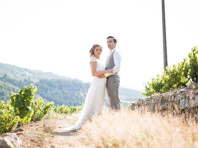 Le mariage de Amaury et Yaëlle à Beaujeu, Rhône 34