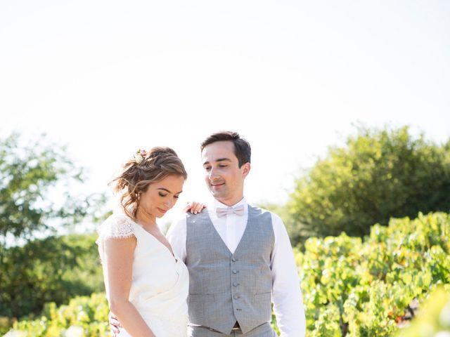 Le mariage de Amaury et Yaëlle à Beaujeu, Rhône 36