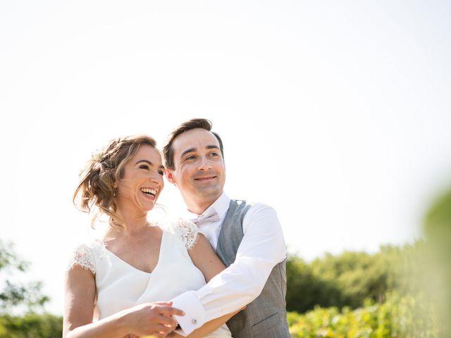 Le mariage de Amaury et Yaëlle à Beaujeu, Rhône 38