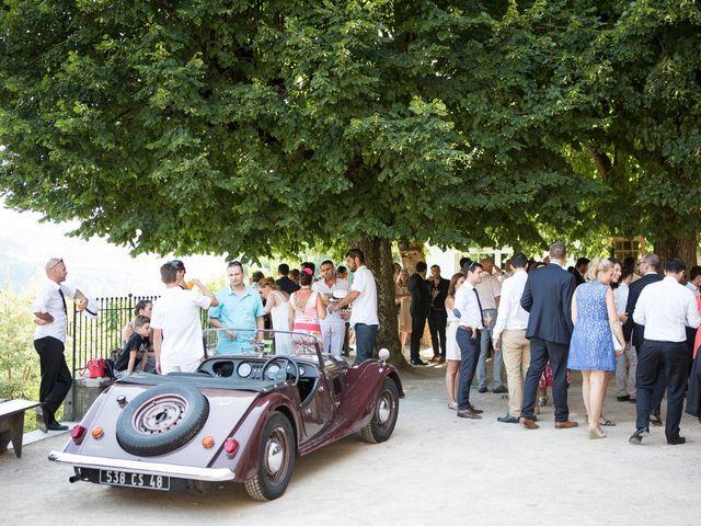 Le mariage de Amaury et Yaëlle à Beaujeu, Rhône 41