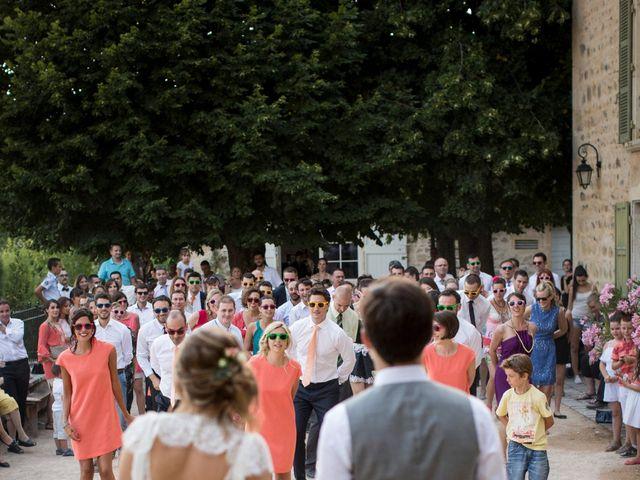 Le mariage de Amaury et Yaëlle à Beaujeu, Rhône 44