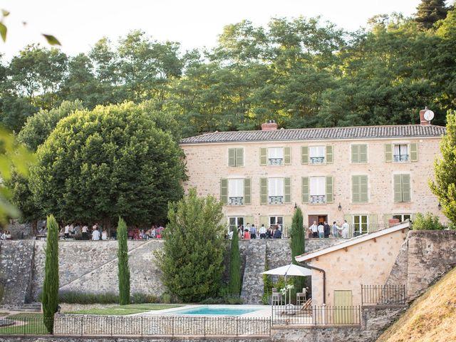 Le mariage de Amaury et Yaëlle à Beaujeu, Rhône 46