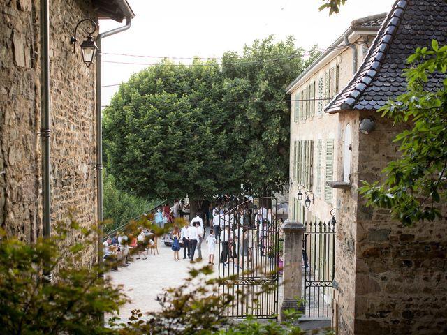 Le mariage de Amaury et Yaëlle à Beaujeu, Rhône 47