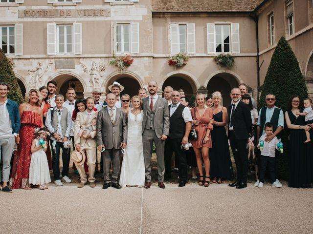 Le mariage de Jordan et Sandra à Beaune, Côte d'Or 19