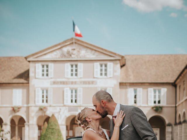 Le mariage de Jordan et Sandra à Beaune, Côte d'Or 20