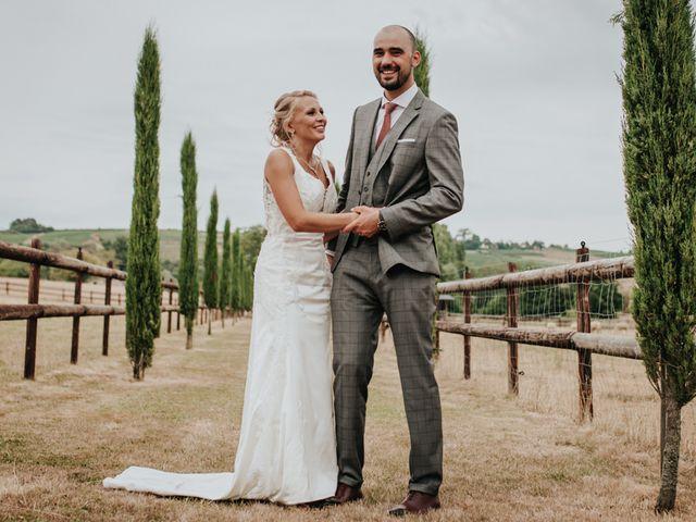 Le mariage de Jordan et Sandra à Beaune, Côte d'Or 46