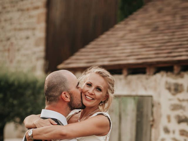 Le mariage de Jordan et Sandra à Beaune, Côte d'Or 55