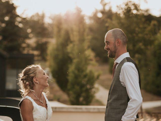 Le mariage de Jordan et Sandra à Beaune, Côte d'Or 61
