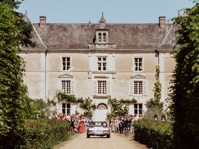 Le mariage de Robin et Jade à Le Mans, Sarthe 13