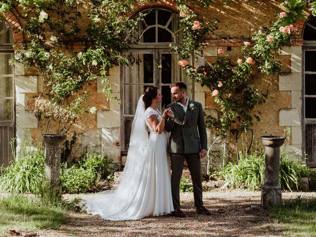 Le mariage de Jade et Robin
