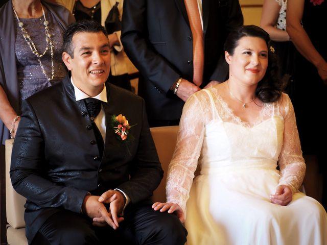 Le mariage de Jean-Louis et Celine à Ajaccio, Corse 7